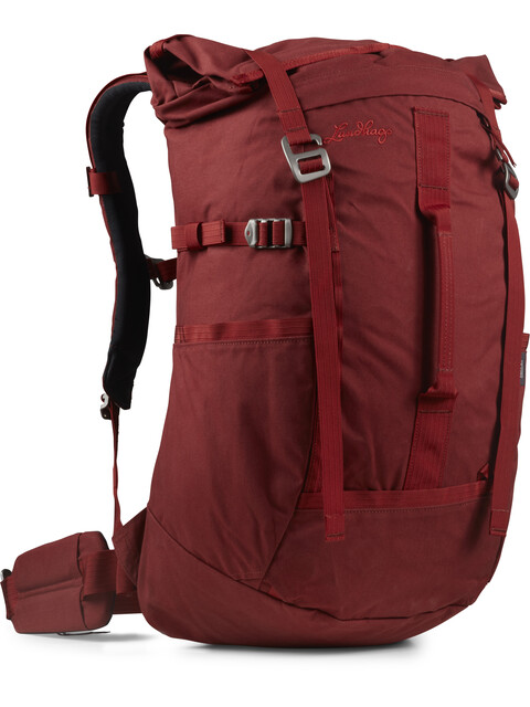 Lundhags Kliiv 28 Backpack Dark Red
